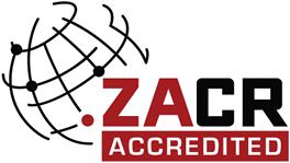 ZACR Accredited